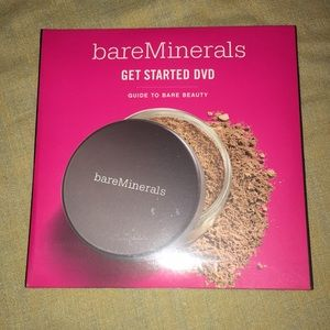 bareMinerals Makeup Getting Started DVD
